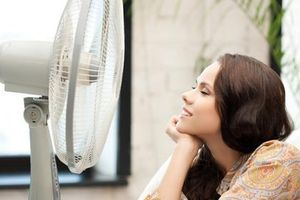 Những sai lầm khi sử dụng quạt điện có thể gây hại cho sức khỏe