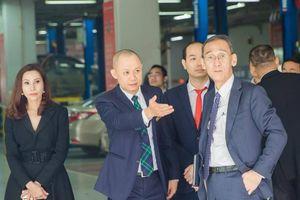 Lý lịch khủng của tân Tổng giám đốc Toyota Việt Nam
