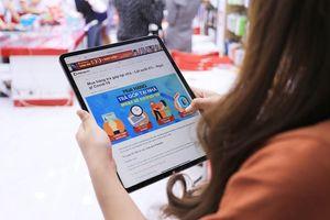 Trên tay nhanh mẫu iPad Pro mạnh hơn máy tính chạy Windows