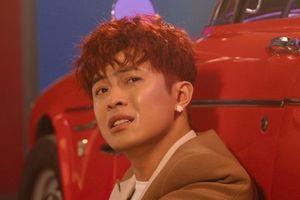 Gin Tuấn Kiệt khóc nức nở khi cover ca khúc của Trương Đống Lương