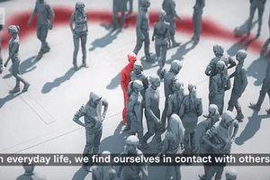 Video này sẽ giúp bạn hiểu tại sao chúng ta cần nghiêm túc thực hiện 'Hạn chế tiếp xúc xã hội' - Social Distancing