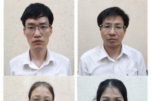 Tổng cục Hải quan thông tin về vụ 3 công chức bị khởi tố trong vụ buôn lậu tinh quặng sắt