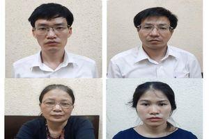 Bộ Công an bắt giam 3 cán bộ thuộc Tổng cục Hải quan
