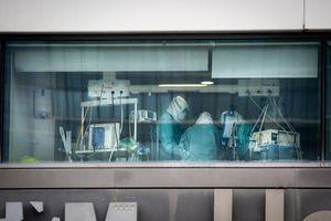 Trong phòng cấp cứu ở Tây Ban Nha, bác sĩ phải chọn ra người được sống