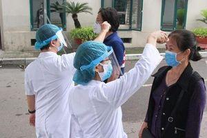 Thêm 5 ca Covid-19 mới, 3 ca liên quan 'ổ dịch' Bệnh viện Bạch Mai