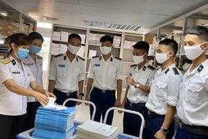 Học viện Hải quân: Mỗi cán bộ, học viên là một thành viên chống dịch