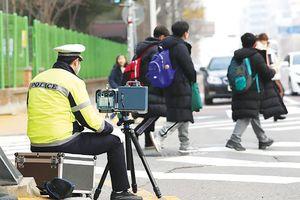 An toàn giao thông ở khu vực trường học