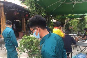 Nổ súng tại quán cà phê, 1 người bị thương