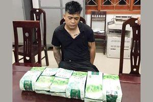 Phá đường dây ma túy, bắt 3 đối tượng cùng 6kg ma túy tổng hợp