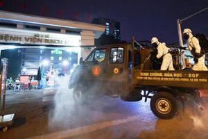 Khẩn cấp rà soát tất cả những người liên quan tới Bệnh viện Bạch Mai