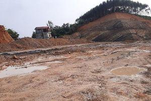 Lạng Sơn: Xẻ đồi bán đất trái phép, chính quyền xã bất lực
