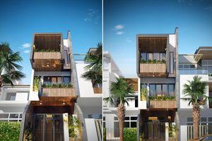 Ngôi nhà ở Hạ Long đẹp hút mắt nhờ thiết kế thông minh