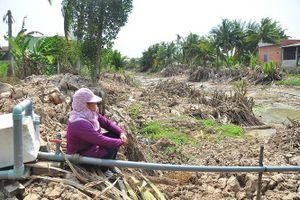 Trung Quốc chưa gia tăng lượng xả trên sông Mekong, hạn mặn ĐBSCL có thể kéo dài