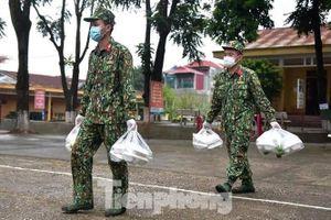 Thủ tướng gửi thư khen ngợi lực lượng Quân đội, Công an trong phòng chống dịch COVID-19