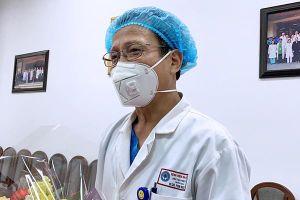 20 ngày 'trực chiến' của ekip cứu 3 bệnh nhân Covid-19