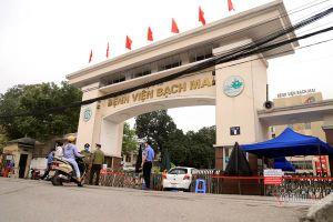 Cả nước có 174 ca Covid-19, thêm 3 người liên quan đến BV Bạch Mai
