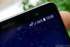 Điện thoại 5G tiêu thụ pin nhiều hơn 20% so với điện thoại 4G