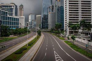 Indonesia kéo dài tình trạng khẩn cấp tại Jakarta do dịch COVID-19