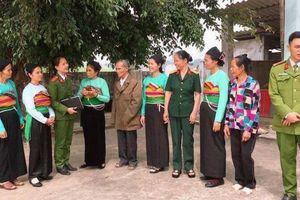 Thanh Hóa đưa gần 1.000 công an chính quy về các xã, thị trấn