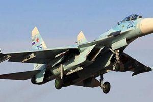 Nga xác định được khu vực máy bay Su-27 rơi, tàu chiến cấp tốc lên đường