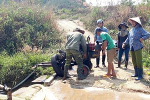 Kon Tum: Thủy điện tích nước, dân hạ nguồn khóc than