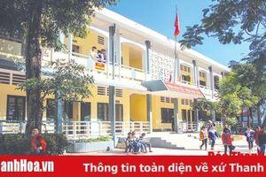 Huyện Quan Hóa nỗ lực xây dựng trường đạt chuẩn quốc gia