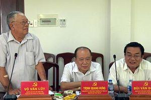 Hậu Giang tích cực triển khai thực hiện đại hội đảng bộ các cấp