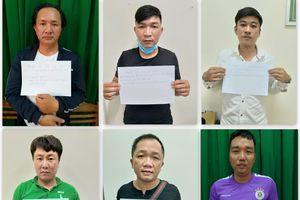 Công an Cần Thơ bắt giữ nhanh 8 đối tượng bắt người để đòi nợ