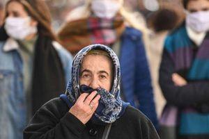 Thổ Nhĩ Kỳ chứng kiến số ca mắc Covid-19 tăng đột biến