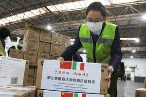 Phương Tây lo ngại chính sách 'ngoại giao khẩu trang' của Trung Quốc