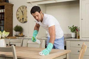 Những lưu ý khi vệ sinh vật dụng hàng ngày để phòng, chống dịch bệnh