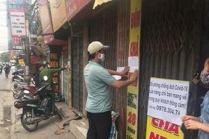Quận Thanh Xuân tăng cường các biện pháp phòng chống dịch Covid 19