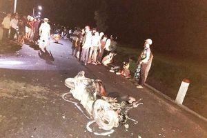 2 mô tô tông nhau kinh hoàng, 3 người chết