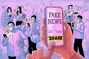 Mời Facebooker Nguyễn Sin làm việc vụ loan tin người chết vì Covid-19