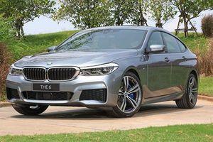 BMW 630i GT M Sport mới hơn 3 tỷ đồng tại Thái Lan