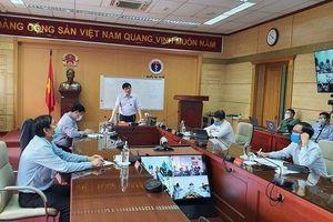 Bộ Y tế họp khẩn triển khai các biện pháp chống dịch Covid-19 sau vụ Bệnh viện Bạch Mai
