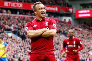 Liverpool 'vớ bẫm' nhờ tiền vệ bị coi là hàng thải