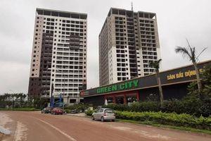 Một ngân hàng xác nhận bảo lãnh Dự án Green City tại Bắc Giang