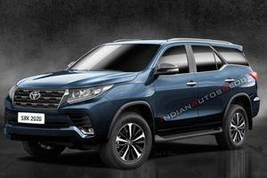 Toyota Fortuner 2021 chuẩn bị ra mắt có những thay đổi gì?