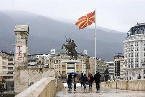 Bắc Macedonia gia nhập NATO