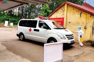 Thái Nguyên đã cách ly tập trung 28 người tiếp xúc gần với bệnh nhân 178