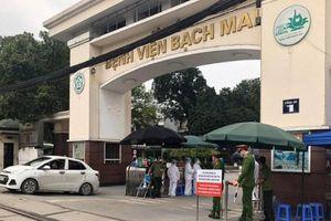 Chủ tịch Hà Nội ra công điện mới nhất về ổ dịch BV Bạch Mai