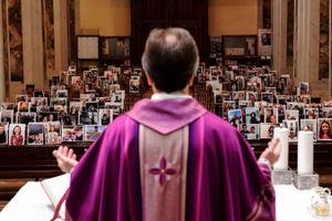 Cầu nguyện online, giải đấu không khán giả khắp thế giới vì dịch bệnh