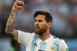 'Lionel Messi xuất sắc hơn Diego Maradona'