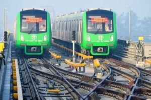 Tổng thầu dự án đường sắt Cát Linh - Hà Đông đã nhận hơn 500 triệu USD