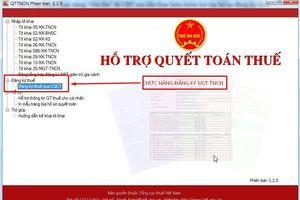 Tổng cục Thuế hỗ trợ quyết toán thuế TNCN trực tuyến phòng tránh dịch COVID-19