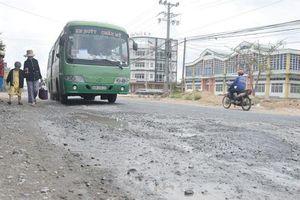 Đẩy nhanh thi công quốc lộ 30 qua TP Cao Lãnh, Đồng Tháp