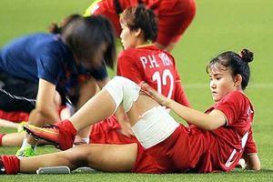 Nữ Việt Nam tụt hạng trên bảng xếp hạng FIFA