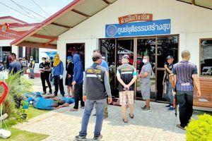 Thái Lan: Bạo động tại nhà tù tỉnh Buri Ram