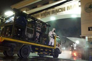 Thêm 6 người mắc Covid-19 liên quan tới Bệnh viện Bạch Mai